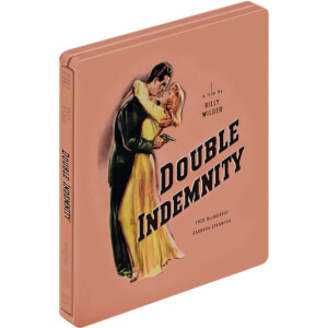 Double Indemnity - Steelbook Edition (UK EDITION)
