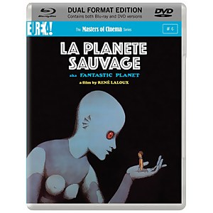 La Planete Sauvage (AKA Fantastic Planet) (Blu-Ray and DVD)(Masters of Cinema)