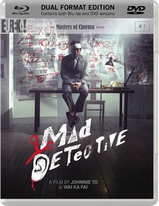 The Mad Detective (Blu-Ray en DVD)