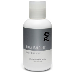 Billy Jealousy - Lightning Bolt Electric Pre-Shave