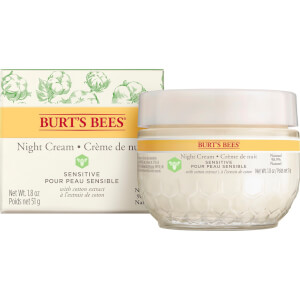 Burt's Bees Sensitive Night Cream 1.7oz