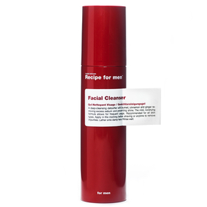 Recipe for men Facial Cleanser (3.4oz)