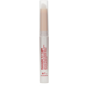 Recipe for Men - Concealer -peitevoide 0.1 Light 2,5ml