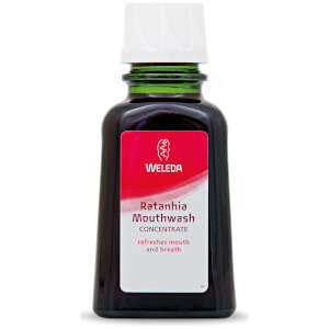 Enjuague bucal Ratanhia de Weleda (50 ml)