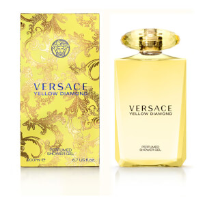 Versace Yellow Diamond Bath and Shower Gel 200ml