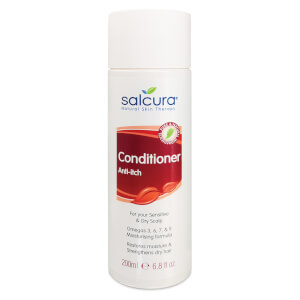 SALCURA CONDITIONER - SENSITIVE & DRY SCALP (200ML)
