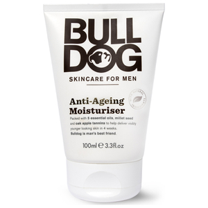 Soin hydratant anti-âge BULLDOG NATURAL SKINCARE (100ML)