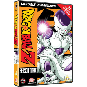Dragon Ball Z - Season 3
