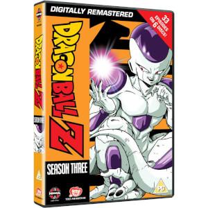 Dragon Ball Z - Seizoen 3