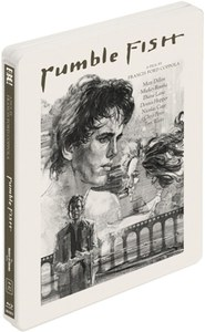 Rumble Fish (Steelbook Edition)