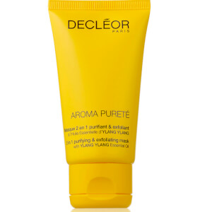 DECLÉOR Aroma Pureté 2 In 1 Purifying & Oxygenating Mask (50 ml)