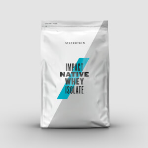 Impact Native Whey Isolate