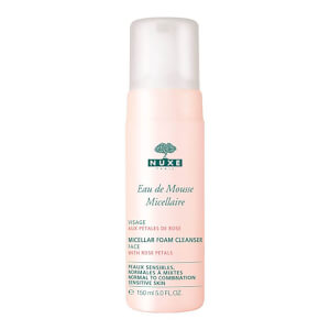 NUXE Eau De Mousse Micellaire - Micellar Foam Cleanser (150 ml)