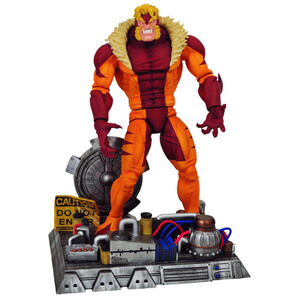 Diamond Select Marvel Sabretooth 8 Inch Action Figure