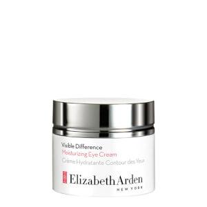 Crema hidratante contorno de ojos Elizabeth Arden Visible Difference (15ml)