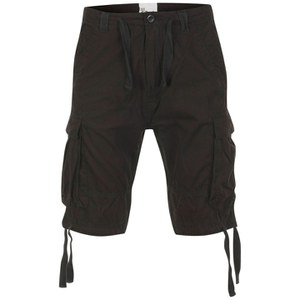 55Soul Men's Soul Spirit Shorts - Black