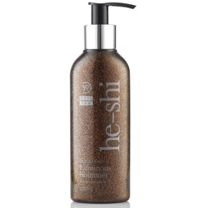 He-Shi Luminous Shimmer Tan 150ml