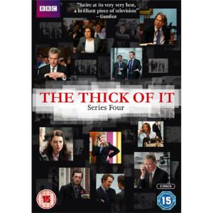 The Thick of It - Seizoen 4