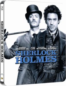 Sherlock Holmes - Steelbook Editie
