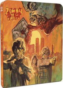 Zombie Flesh Eaters - Steelbook Edition
