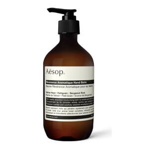 Aesop Reverence Aromatique Hand Balm 500ml: Image 1