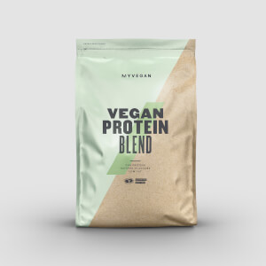 Veganer Protein Blanding