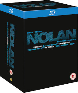 Coffret Collector Christopher Nolan -
