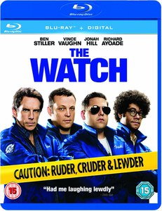The Watch (Bevat UltraViolet Copy)