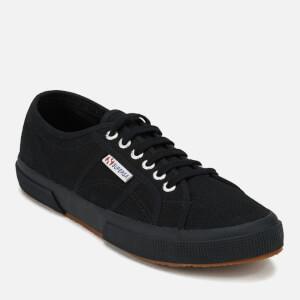 Superga 2750 Cotu Classic Trainers - Black: Image 4