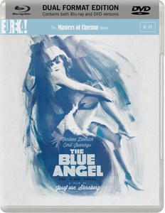 The Blue Angel (Masters of Cinema) - Dual Format Edition (Blu-Ray and DVD)