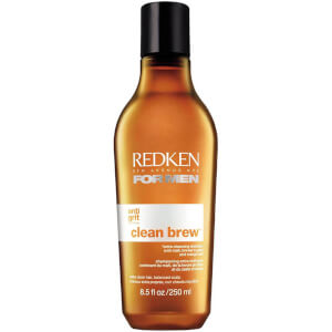 Redken for Men Clean Brew Extra Cleansing Shampoo 250ml
