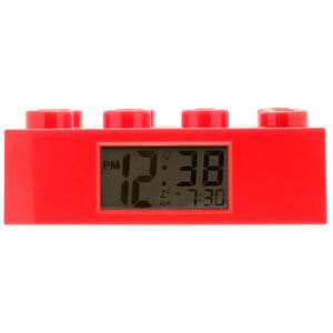 LEGO : Radio Réveil -Rouge