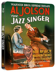 The Jazz Singer - Steelbook Editie