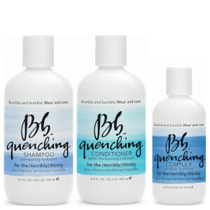 Bb Wear and Care Quenching Trio - Shampooing, après-shampooing et complexe