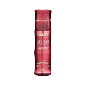Spray de Volume Sustentável Bamboo 48 Hours da Alterna 125 ml