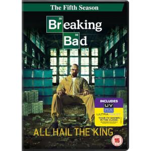 Breaking Bad - Season 5 (Incluye Copia UltraVioleta)
