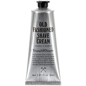 Triumph & Disaster Old Fashioned Shave Cream Tube 90ml