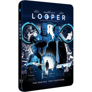 Looper - Limited Edition Steelbook