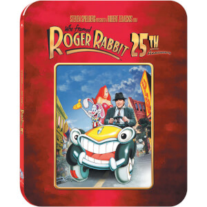 Who Framed Roger Rabbit - Zavvi Exclusive Limited Steelbook Edition