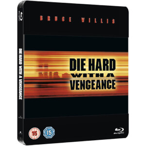 Die Hard with a Vengeance - Steelbook Edition (UK EDITION)