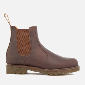 Dr. Martens Men's 2976 Crazyhorse Leather Chelsea Boots - Gaucho