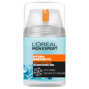 Hydra Energetic Quenching Gel de L'Oreal Paris Men Expert (50ml)