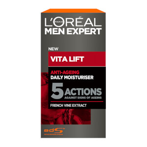 Hidratante Diário de L'Oreal Paris Men Expert Vita Lift 5 (50 ml)