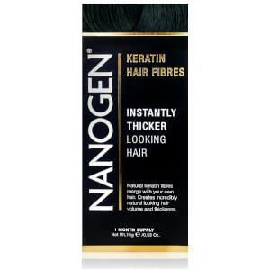 Nanogen Hair Thickening Fibres Black (15 g)
