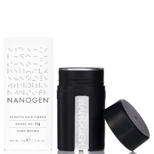 Nanogen Hair Thickening Fibres Dark Brown (15 g)