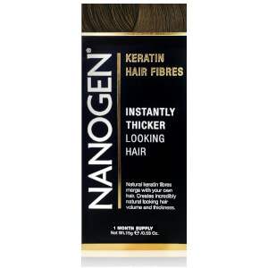 Nanogen Hair Thickening Fibers Medium Brown (0.5 oz.)