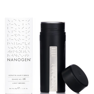 Nanogen Hair Thickening Fibers Light Brown (1.05 oz.)