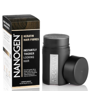 Nanogen Hair Thickening Fibers Gray 0.5 oz.)