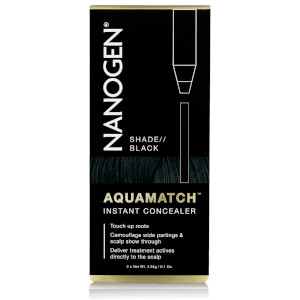 Nanogen Aquamatch Black (2x3.94g)
