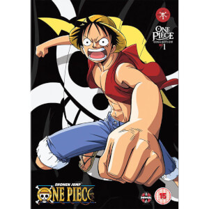 One Piece - Collection 1: Episodes 1-26